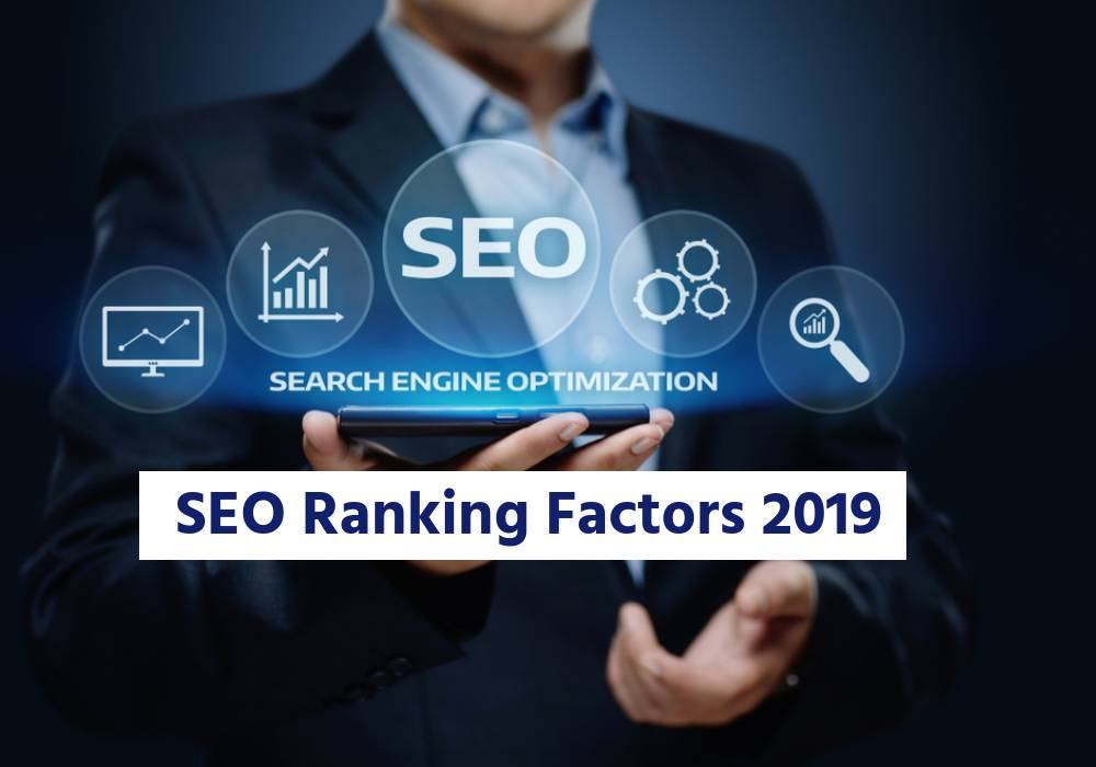 SEO ranking factors 2019