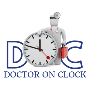 Doc On Clock